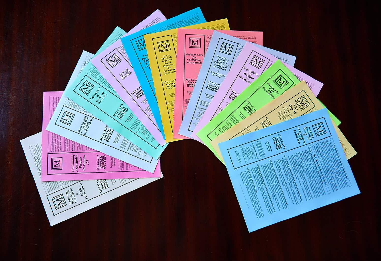 Mulcahy Cheat Sheets